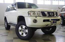 Nissan Safari 2005