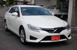 Toyota Mark X 2013
