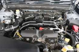 Subaru Legacy Touring Wagon 2013
