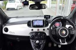 Fiat Abarth 2017