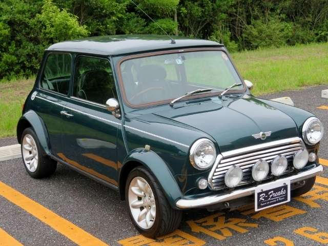 Used Rover Mini 1998mar Saxxn Naycwd155167 In Good Condition For