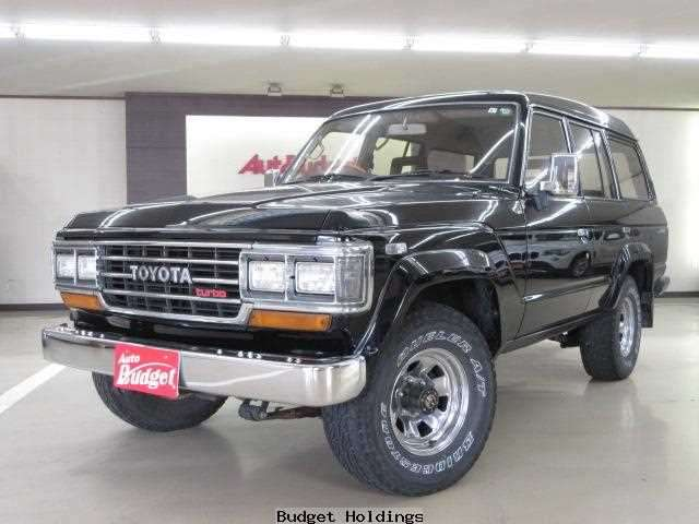 Toyota Land Cruiser 1989