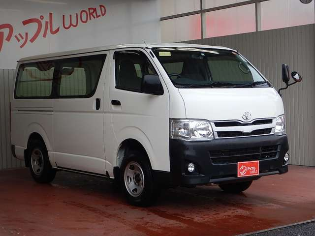 969fa6898d Used TOYOTA HIACE VAN 2013 Nov KDH206-6007349 in good condition for ...