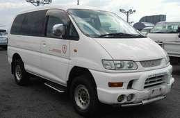 Mitsubishi Delica Spacegear 1999