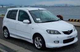Mazda Demio 2002