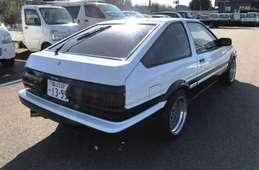 Toyota Sprinter Trueno 1986