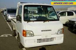 Subaru sambar japanese vehicle specifications car from japan subaru sambar 2001 fandeluxe Images