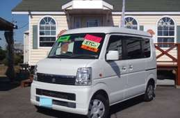 Suzuki Every Wagon 2011