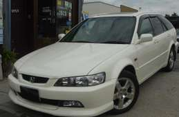 Honda Accord Wagon 2001
