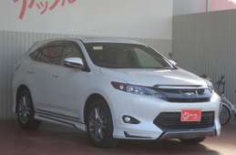 Toyota Harrier 2016