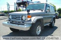 Toyota Land Cruiser 70 2003