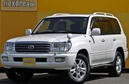 Toyota Land Cruiser 2003
