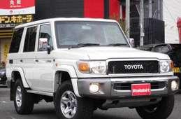 Toyota Landcruiser 70 2015