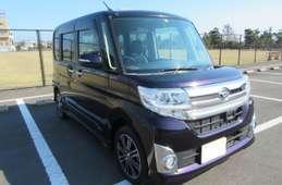 Daihatsu Tanto Custom 2014