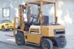 Komatsu Komatsu Others 1990