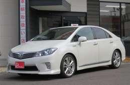 Toyota SAI 2012