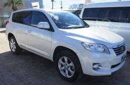 Toyota Vanguard 2012