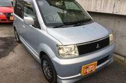 Mitsubishi eK Wagon 2001