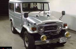 Toyota Land Cruiser 1984