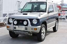 Mitsubishi Pajero Mini 1998