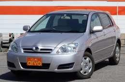 Toyota Corolla Runx 2006