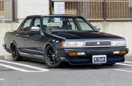 Toyota Cresta 1987