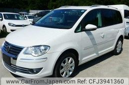 Volkswagen Golf Touran 2010