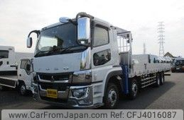 Mitsubishi Fuso Super Great 1989