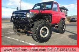 Toyota Land Cruiser 70 1992