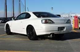 Nissan Silvia 2002