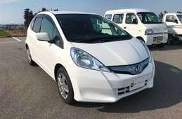 Honda Fit Hybrid 2011