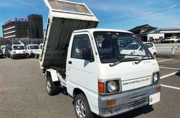 Daihatsu Hijet Truck 1989