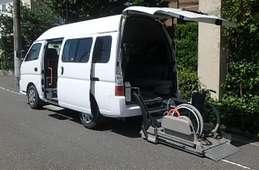 Nissan Caravan Microbus 2011