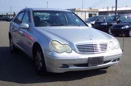Mercedes-Benz C-Class 2004