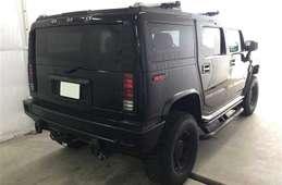 Hummer H2 2013