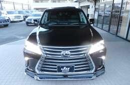 Toyota Lexus LX 2016