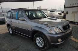 Hyundai Terracan 2002
