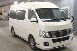 Nissan NV350 Caravan Wagon 2013
