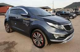 Kia Motors Sportage 2013