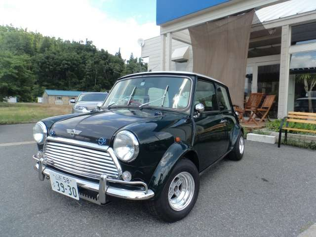 Used Rover Mini 1998sep Saxxn Naxkwd164959 In Good Condition For