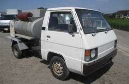 Mitsubishi Delica Truck 1982