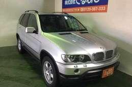 BMW X5 2000