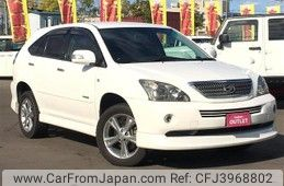 Toyota Harrier Hybrid 2008