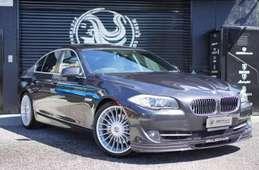 BMW Alpina D5 2012