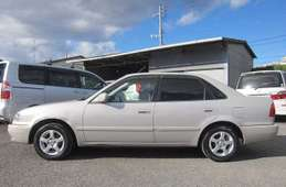 Toyota Sprinter Sedan 1997