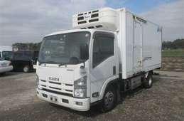 Isuzu Elf Truck 2012