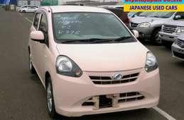 Daihatsu Mira e:S 2012