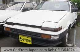 Toyota Sprinter Trueno AE86 For Sale  Low mileage  Good