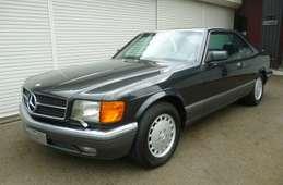 Mercedes-Benz S-Class 1990
