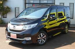 Honda Step Wagon 2016